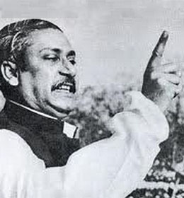 Father of National Bangabandhu Sheikh Mujibur Rahman